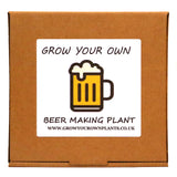Grow Your Own Beer Kit Father's Day Gifts