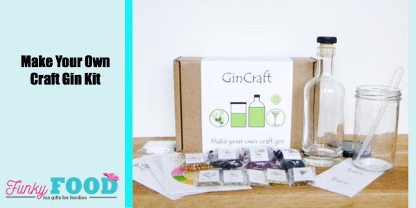 Make Your Own Gin Father's Day Gifts