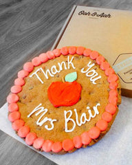 Thank You Teacher Giant Cookie