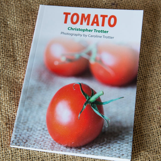 Tomato Recipe Book by Christopher Trotter