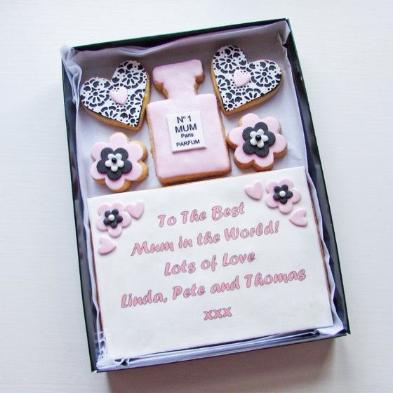 Mother's Day Cookie Card