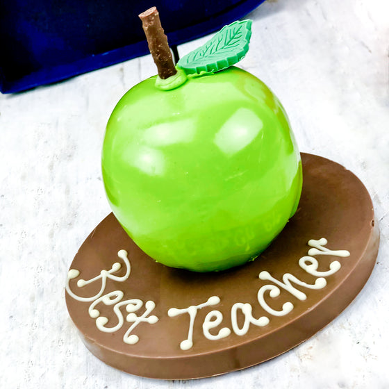 Personalised Terry's Chocolate Orange Apple