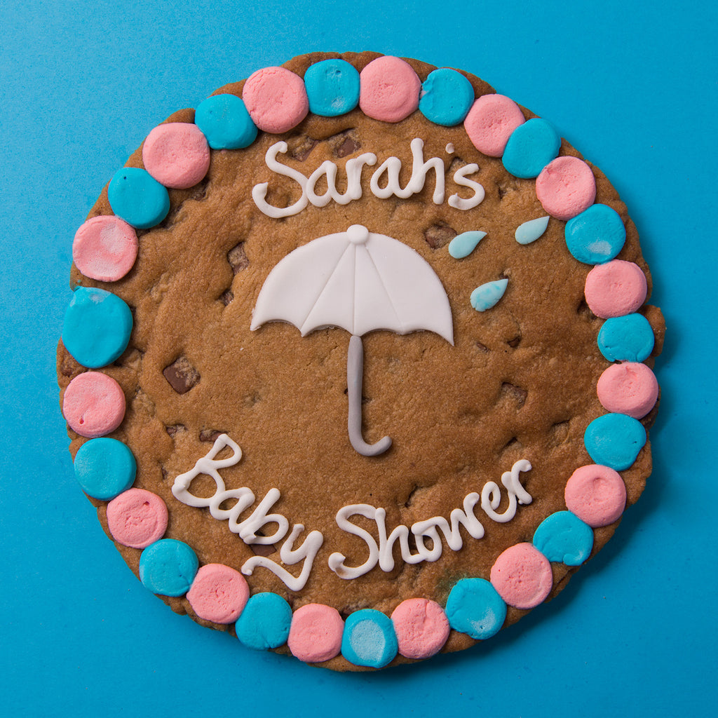 Baby Shower Cookie Card
