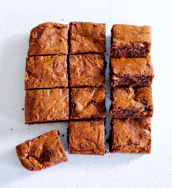 Brownies by post