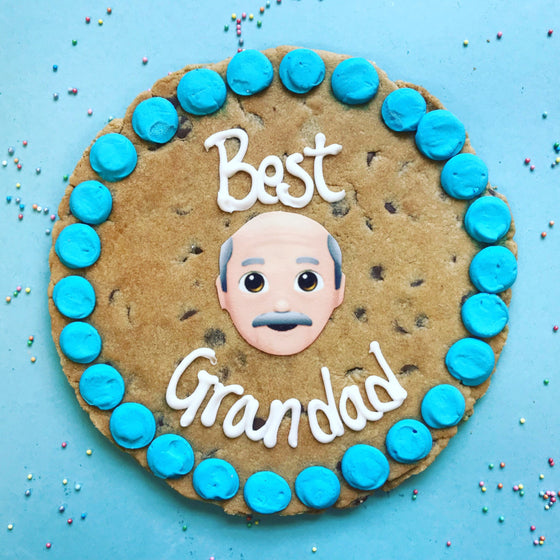 Mega Best Grandad Chocolate Chip Cookie