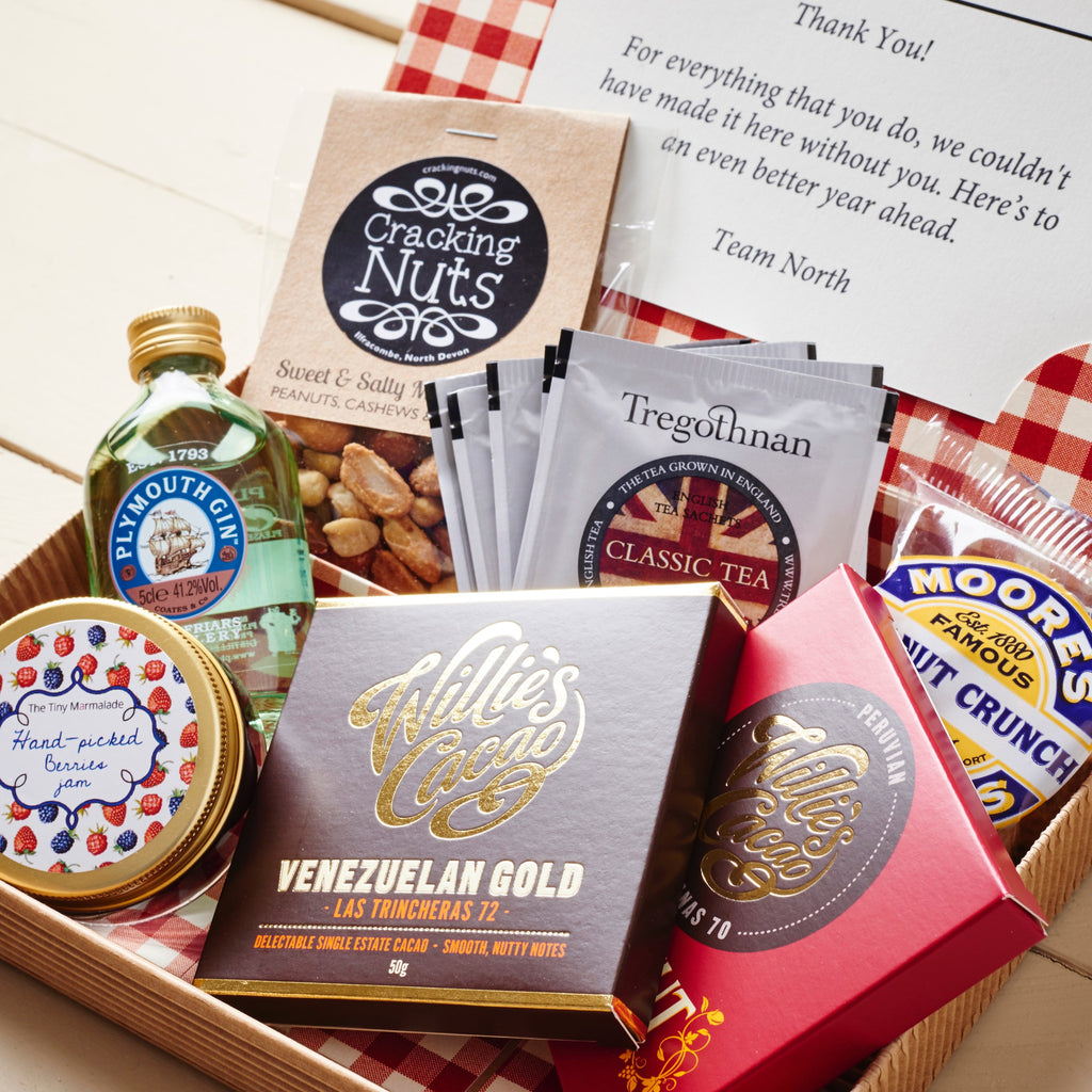 Best of British Letter Box Hamper