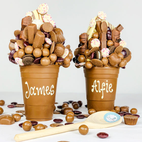 Milk Chocolate Smash Cup