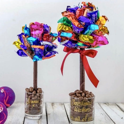 Cadbury's Roses Sweet Tree Chocolate Gifts