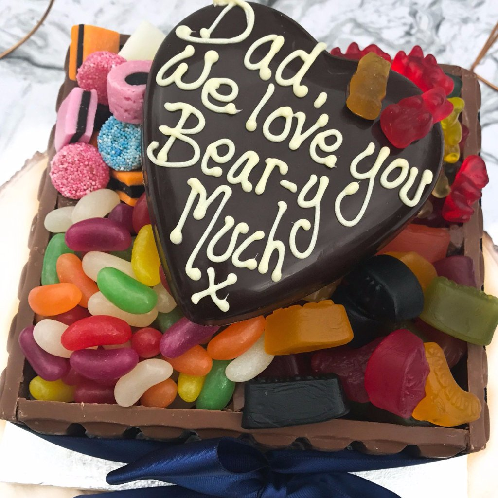 Father's Day Chocolate Box