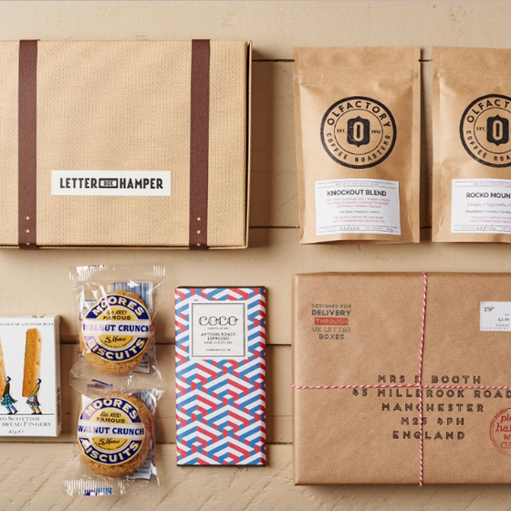 Letterbox Hampers Coffee Lovers