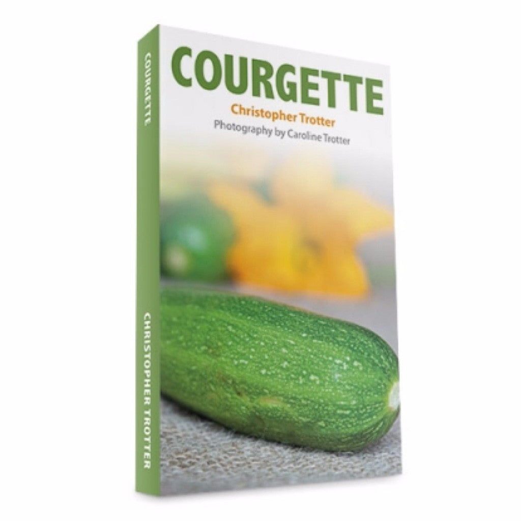 Courgette by Christopher Trotter - courgette recipes