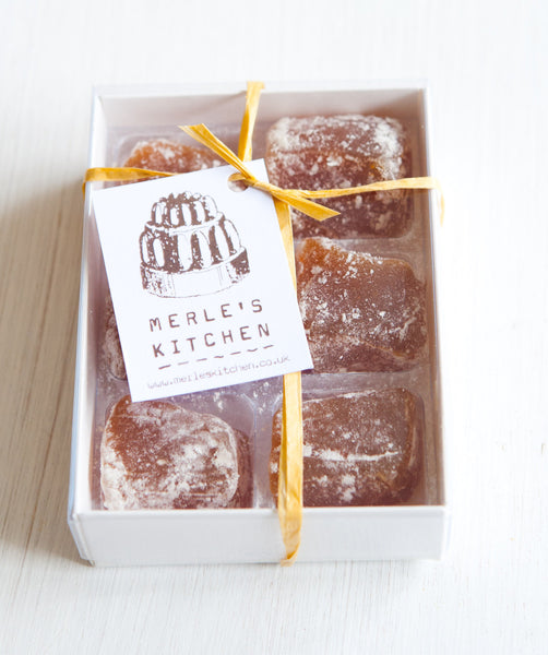 Merles Kitchen Turkish Delight