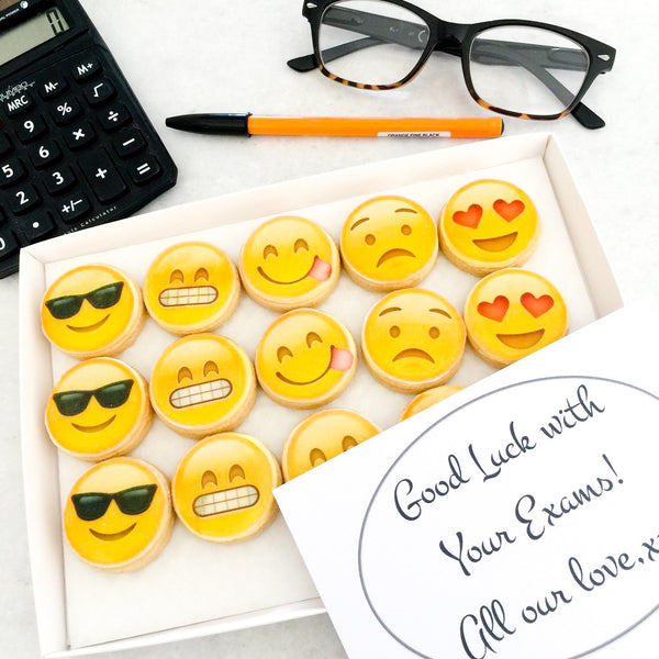 UK delivery Emoji Cookies