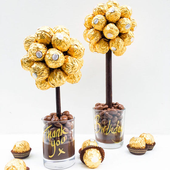 Ferrero Rocher Sweet Trees by Browns