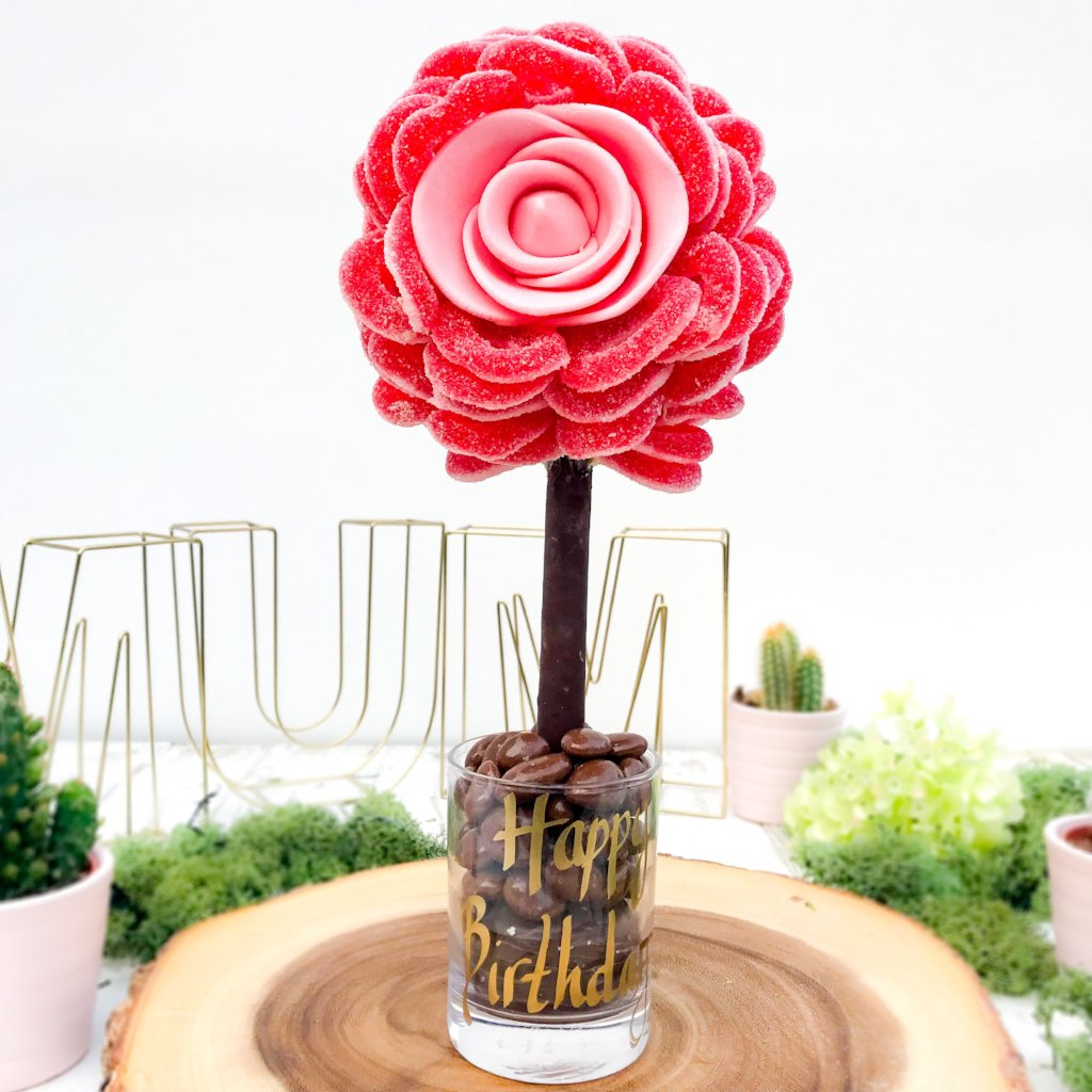 Fizzy Ring Rose Sweet Tree