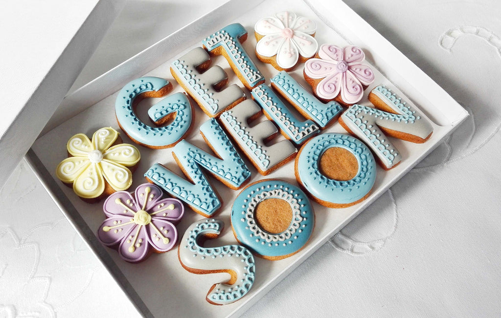 Get Well Soon Cookie Gift Box