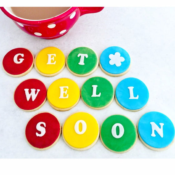 Get Well Soon Biscuit Box