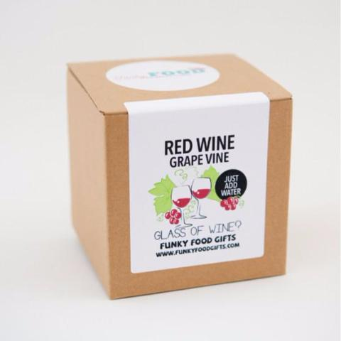 Red Wine Grape Vine Kit