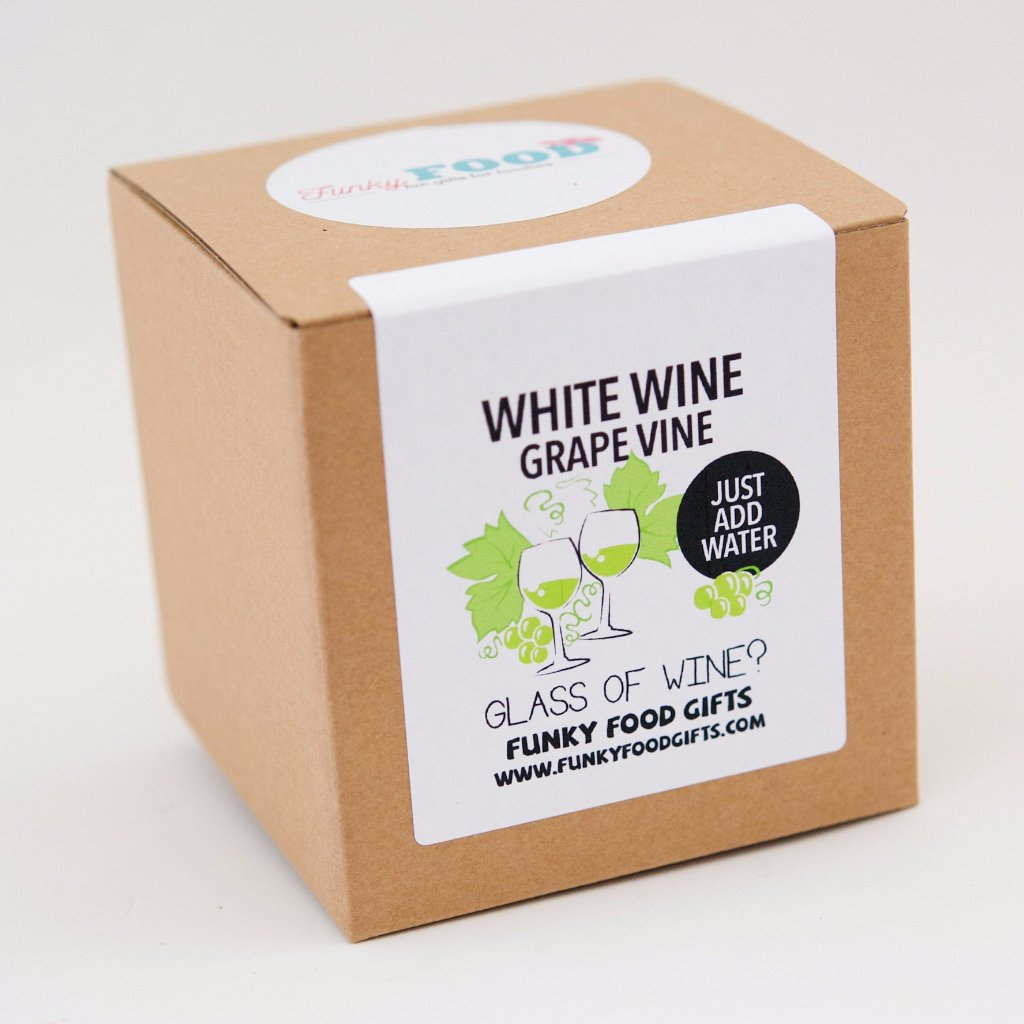 White Wine Grape Vine Kit