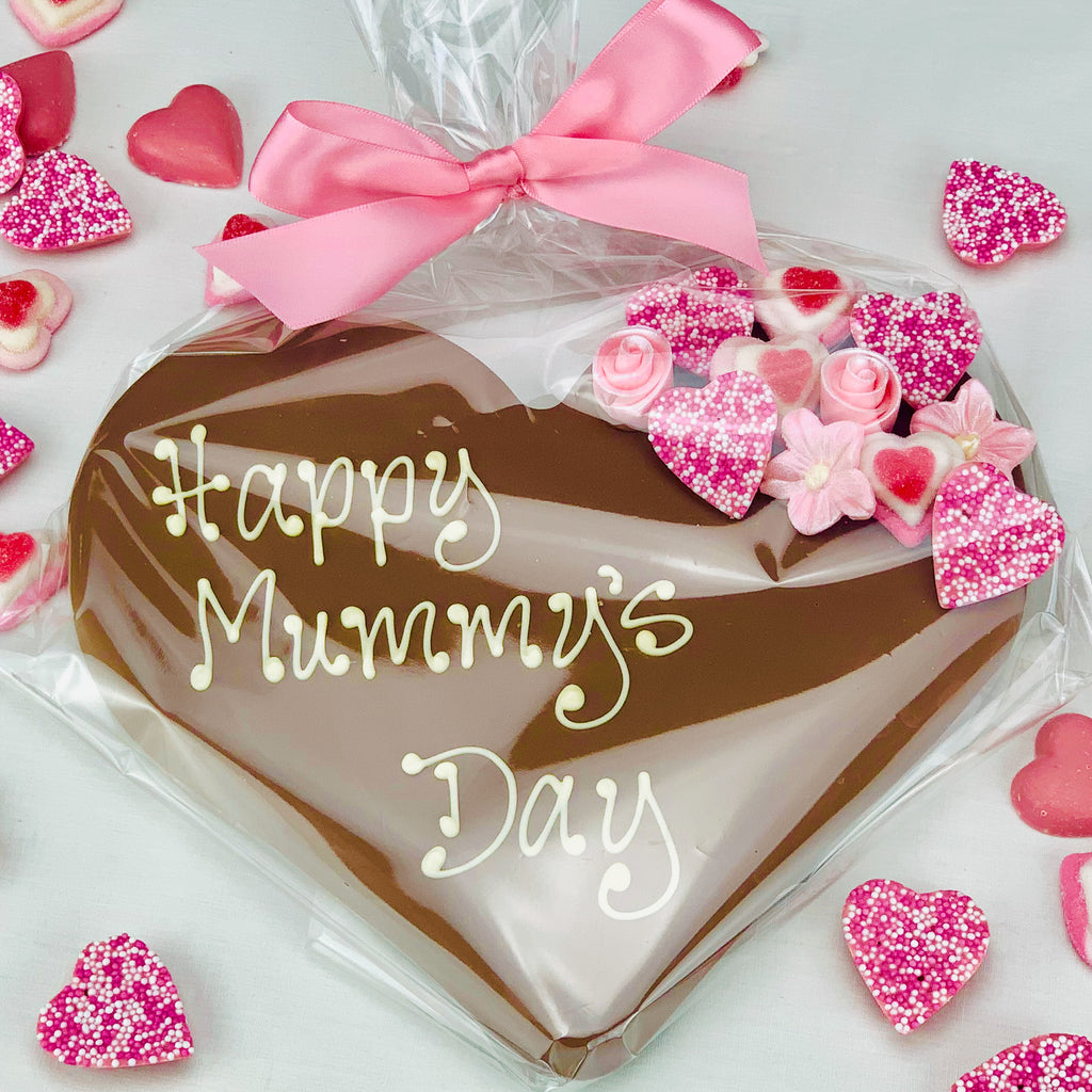 Mother's Day Chocolate Heart