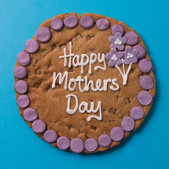 Happy Mother's Day Cookie Card