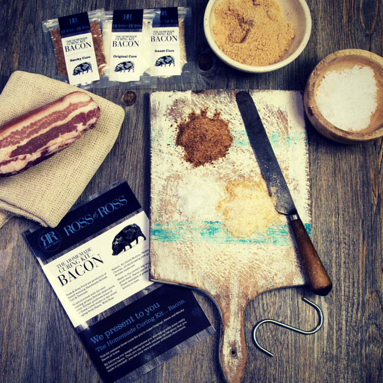 Ross & Ross Make Your Own Bacon Kit