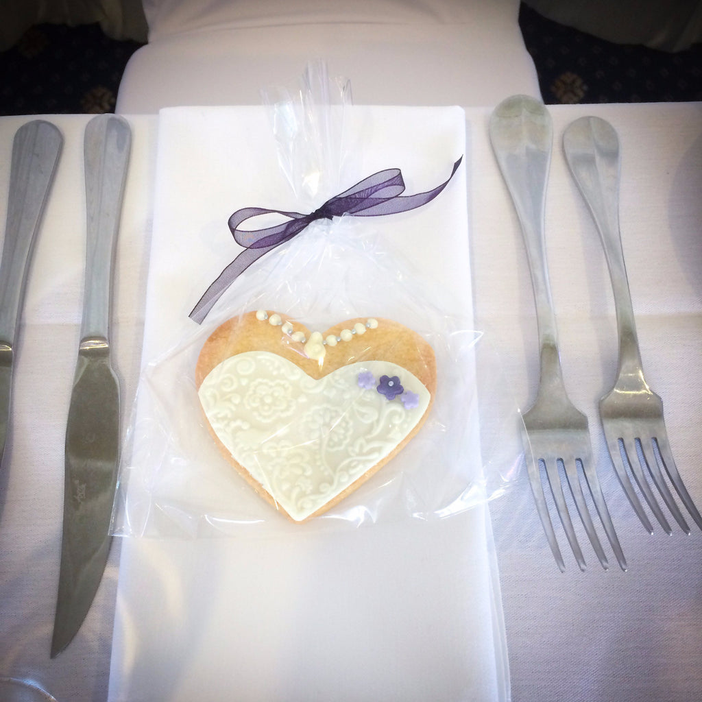 6 Bustier and Tuxedo Wedding Favours