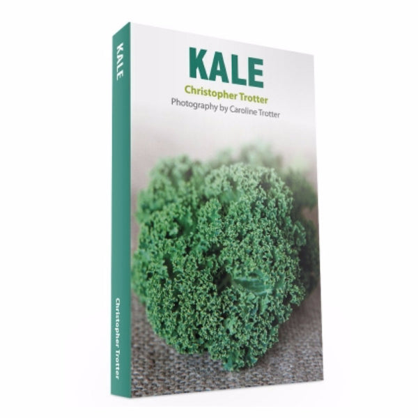 Kale by Christopher Trotter - kale recipes