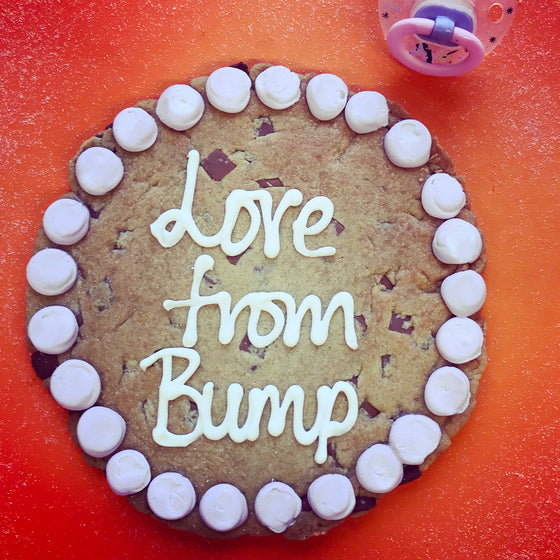Love From Bump Chocolate Chip Cookie