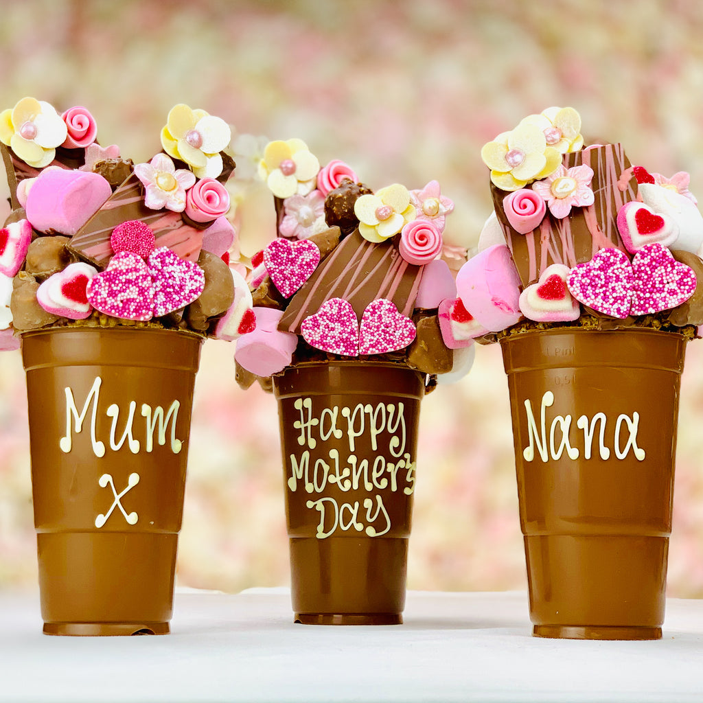 Mother's Day Chocolate Smash Cup