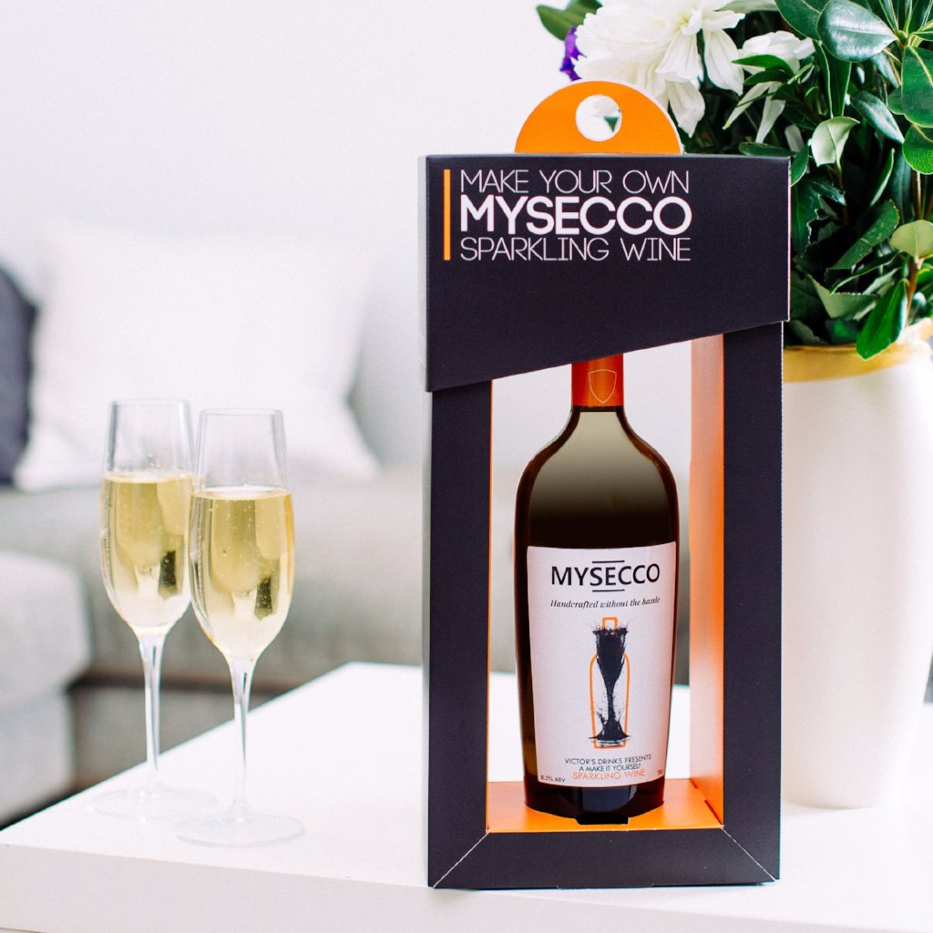 MySecco Make Your Own Sparkling Wine