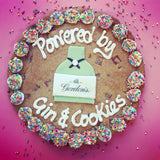 Personalised Giant Chocolate Chip Cookies