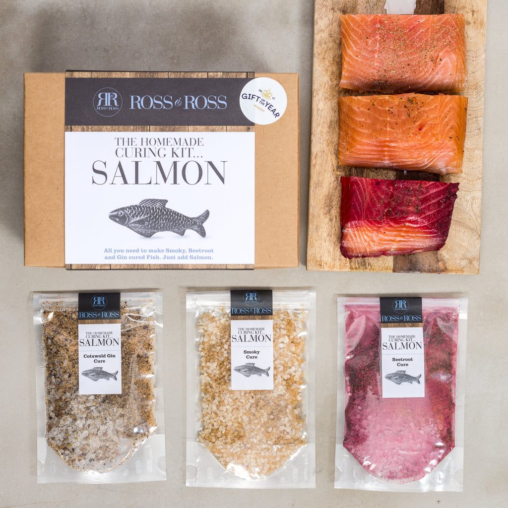Ross & Ross Salmon Curing Kit
