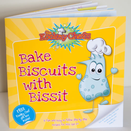 Kids Biscuit Cookery Book