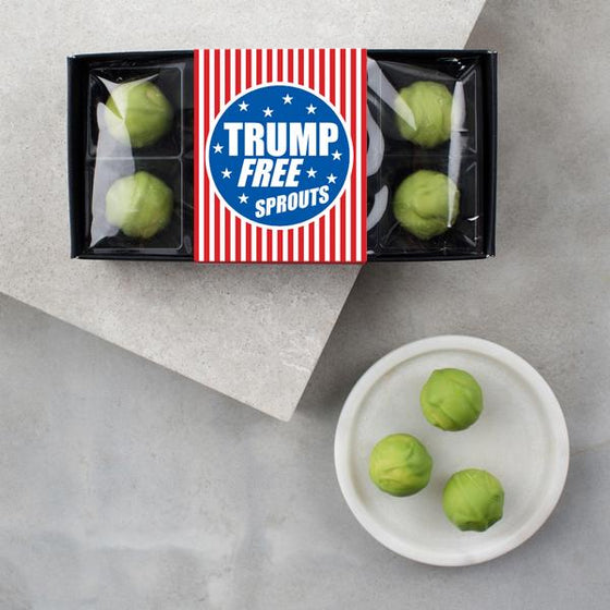 Trump Free Chocolate Brussel Sprouts