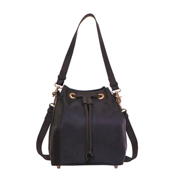 Rugged Bucket Bag Black