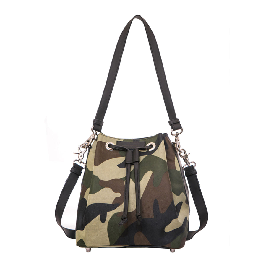 Rugged Bucket Bag Camouflage