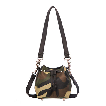 Rugged Toy Bucket Bag Camouflage