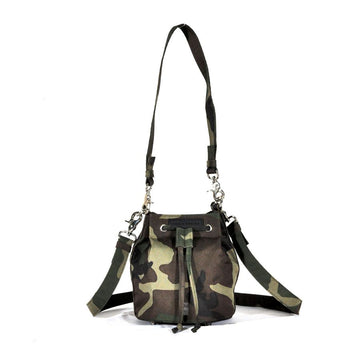 Revolt Square Toy Bucket Bag (Green Camo)