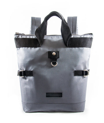 Revolt Angled Backpack (Gray)