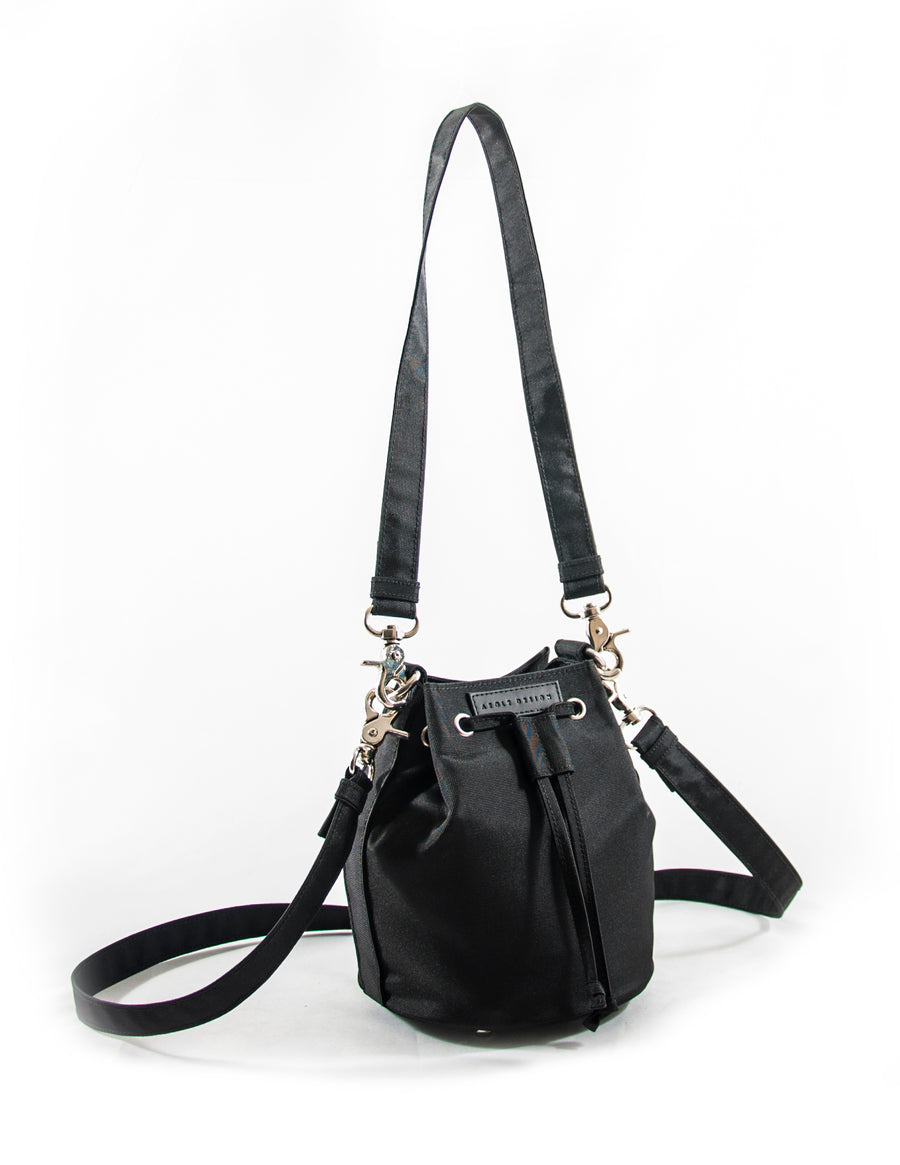 Revolt Toy Bucket Bag (Black)