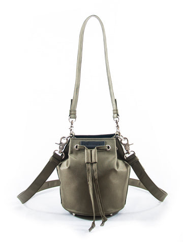 Revolt Toy Bucket Bag (Army Green)