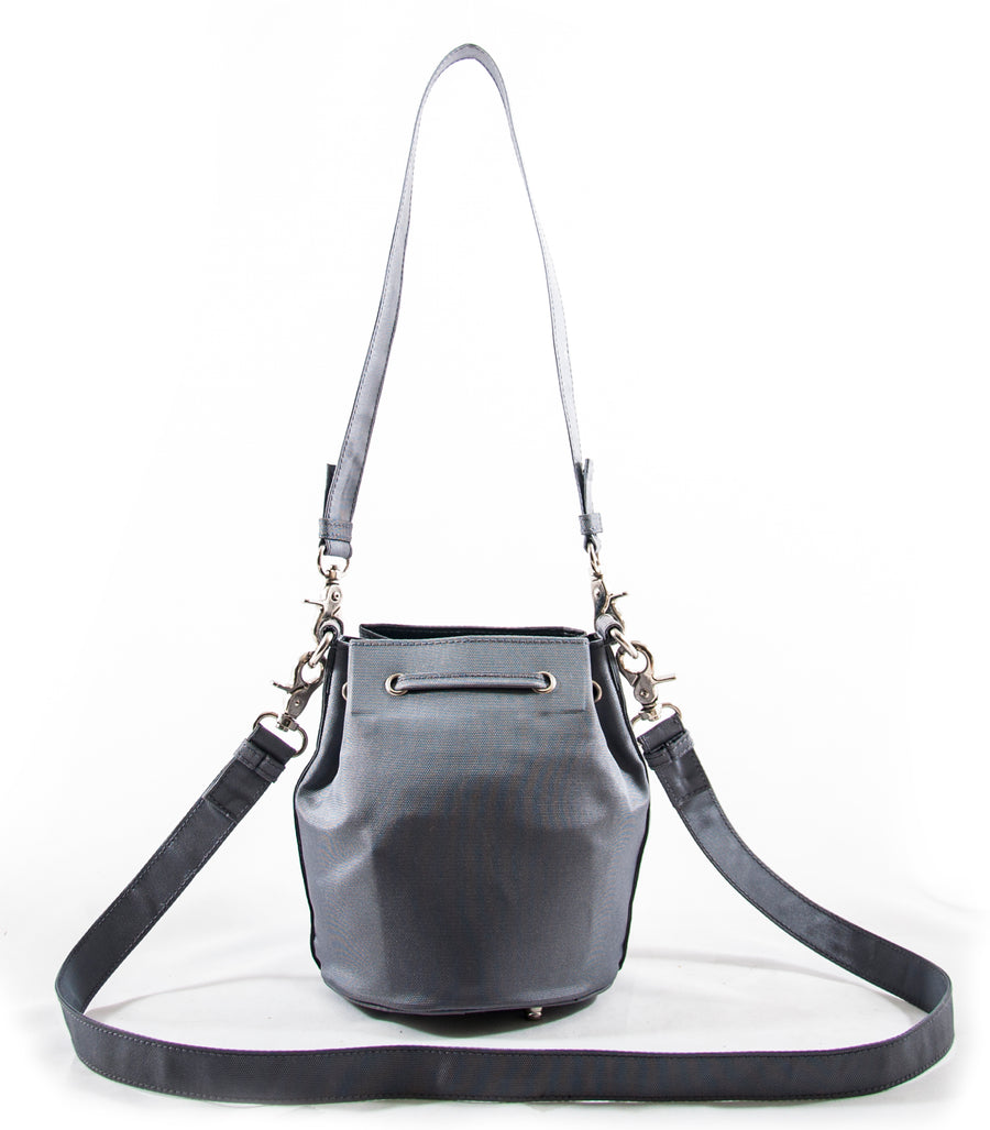 Revolt Toy Bucket Bag (Gray)