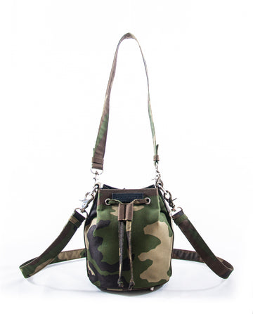 Revolt Toy Bucket Bag Camo (Green)