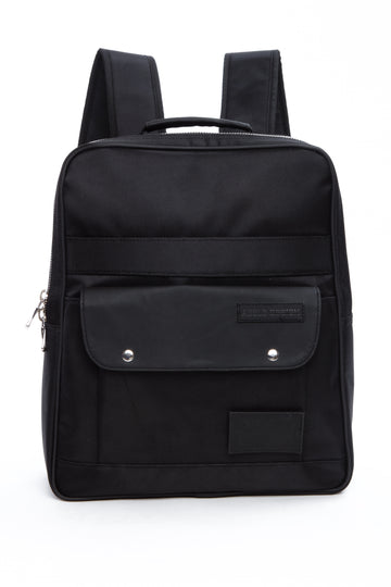 Rugged Backpack, Black