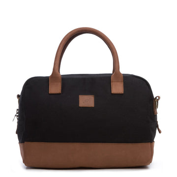 urban briefcase black