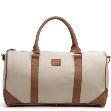 Vanguard Duffle Bag, Stone