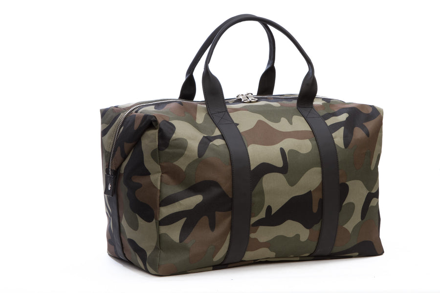 Rugged Army Duffle, Camo
