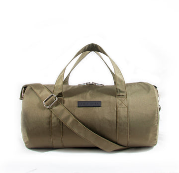 Revolt Round Gym Bag (Army Green)
