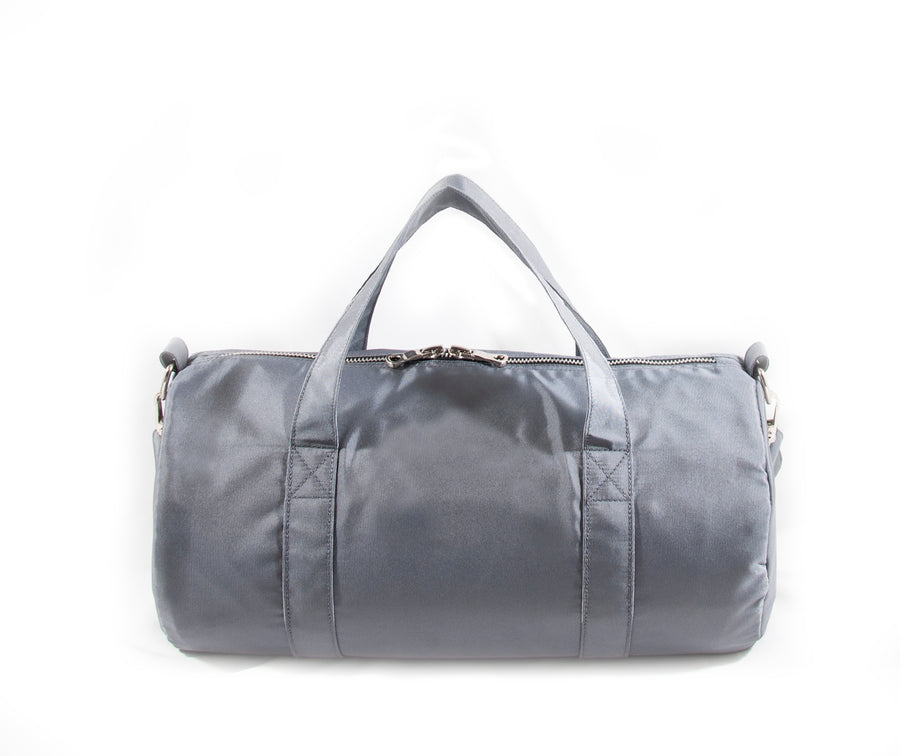 Revolt Round Gym Bag, Gray